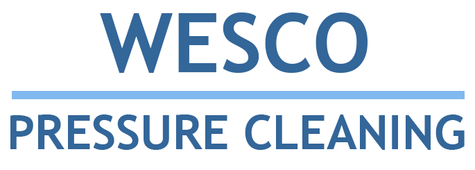Wesco Pressure Cleaning logo