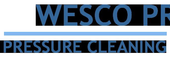 Wesco Pressure Cleaning logo